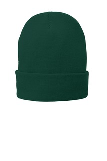 Port & Company® Fleece-Lined Knit Cap.-Port & Company