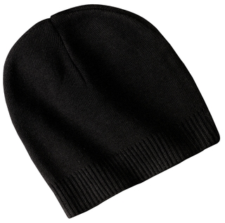 Port Authority® 100% Cotton Beanie.-Port Authority