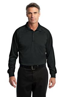 CornerStone® - Select Long Sleeve Snag-Proof Tactical Polo.-CornerStone
