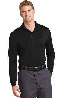 CornerStone® Select Snag-Proof Long Sleeve Polo.