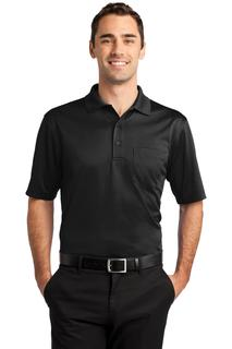 CornerStone® Select Snag-Proof Pocket Polo.-