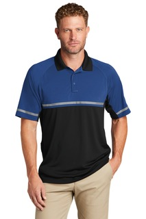 CornerStone ® Select Lightweight Snag-Proof Enhanced Visibility Polo-CornerStone