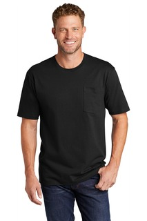 CornerStone Workwear Pocket Tee-CornerStone