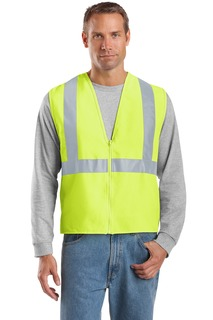 CornerStone® - ANSI 107 Class 2 Safety Vest.-CornerStone
