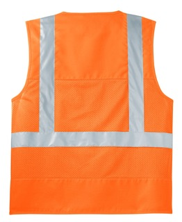 Cornerstone CSV405 ANSI Class 2 Mesh Back Safety Vest
