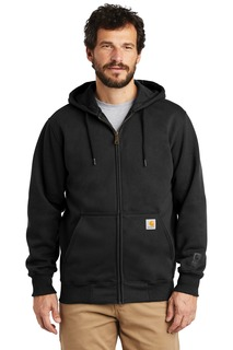 Carhartt Hospitality Sweatshirts & Fleece ® Rain Defender ® Paxton Heavyweight Hooded Zip-Front Sweatshirt.-Carhartt