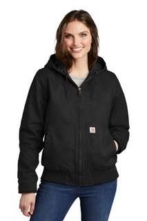 Carhartt® Washed Duck Active Jac.-