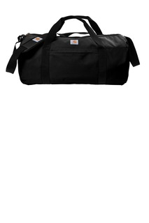 Carhartt Canvas Packable Duffel with Pouch.-