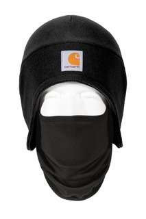 Carhartt ® Fleece 2-In-1 Headwear.-Carhartt