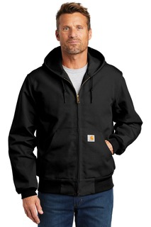 Carhartt ® Thermal-Lined Duck Active Jac.-
