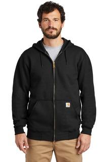 Carhartt Midweight Hooded Zip-Front Sweatshirt.-