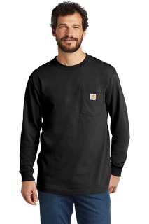 Carhartt ® Workwear Pocket Long Sleeve T-Shirt.-Carhartt