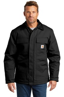 Carhartt Hospitality Outerwear &Workwear ® Tall Duck Traditional Coat.-Carhartt