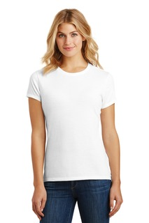 District ® Womens Perfect Tri® Tee.-