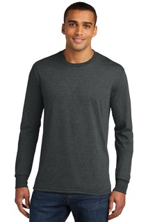 District® Perfect Tri® Long Sleeve Tee .-District