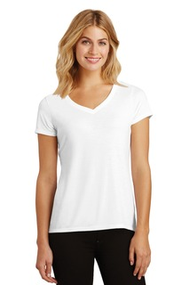 District® Perfect Tri® V-Neck Tee.-
