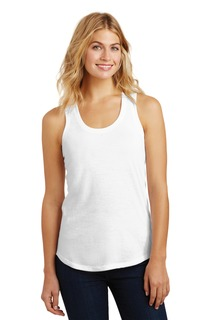 District ® Womens Perfect Tri® Racerback Tank.-