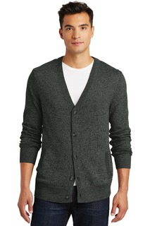 District Made® - Mens Cardigan Sweater.