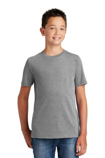 District Made ® Youth Perfect Tri ® Crew Tee.-District