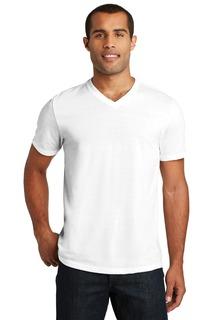 District Made® Mens Perfect Tr® V-Neck Tee.
