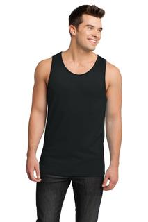 District® - Young Mens Cotton Ringer Tank