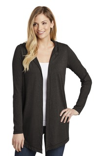 District ® Perfect Tri ® Hooded Cardigan.-