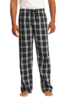 District Flannel Plaid Pant.-