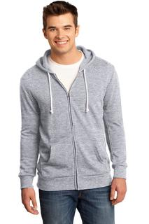 District® - Young Mens Core Fleece Full-Zip Hoodie