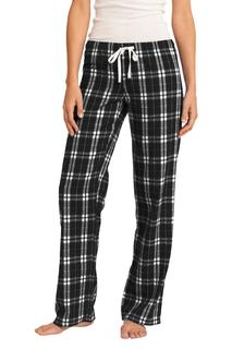 District® Womens Flannel Plaid Pant.-District