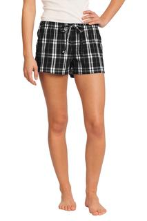 District® -Juniors Flannel Plaid Boxer.