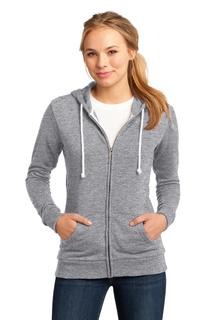 District® - Juniors Core Fleece Full-Zip Hoodie