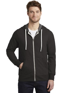 District Perfect Tri French Terry Full-Zip Hoodie.-