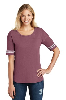 District ® Womens Scorecard Tee.-District