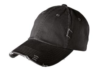 District® Distressed Cap.-District