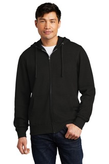 District V.I.T.Fleece Full-Zip Hoodie-District