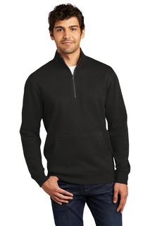 District V.I.T.Fleece 1/4-Zip-