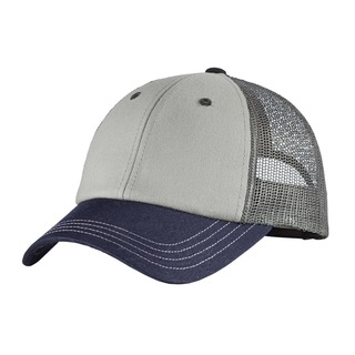 District® Tri-Tone Mesh Back Cap-