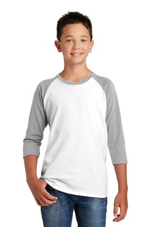 District ® Youth Very Important Tee ® 3/4-Sleeve .-District