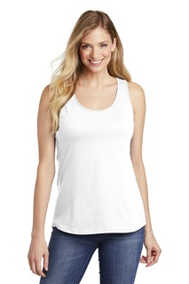 District ® Womens V.I.T. Gathered Back Tank.-