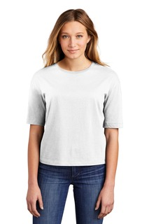 District ® Womens V.I.T. Boxy Tee-