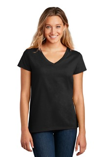District ® Womens Re-Tee V-Neck-
