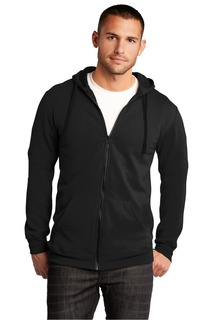 District The Concert Fleece Full-Zip Hoodie.-District