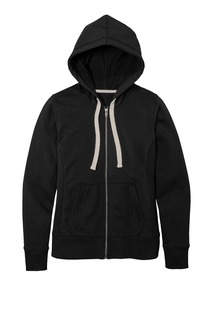 District Re-FleeceFull-Zip Hoodie-