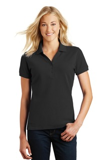Eddie Bauer® Ladies Cotton Pique Polo.-Eddie Bauer