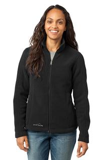 Eddie Bauer Ladies Outerwear Sweatshirts & Fleece for Hospitality ® - Ladies Full-Zip Fleece Jacket.-Eddie Bauer