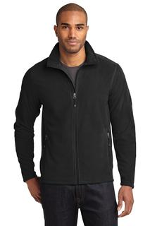Eddie Bauer® Full-Zip Microfleece Jacket.