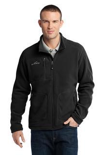 Eddie Bauer® - Wind-Resistant Full-Zip Fleece Jacket.-Eddie Bauer