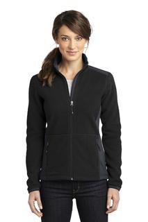 Eddie Bauer® Ladies Full-Zip Sherpa Fleece Jacket.