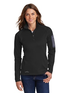 Eddie Bauer® Ladies 1/2-Zip Performance Fleece.-Eddie Bauer