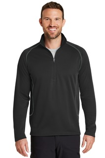Eddie Bauer® 1/2-Zip Base Layer Fleece.-Eddie Bauer